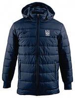 Куртка зимняя сборной Украины темно-синяя Joma FFU100659300