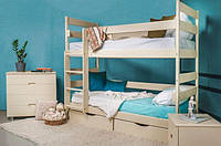 Кровать двухъярусная Ясна 90х200 без ящиков, фото 1
