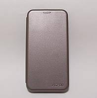 Чехол-книжка для Samsung Galaxy  A20S 2019 A207F графит ASPOR