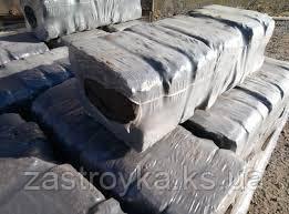 Торфяной брикет в термоупаковке, Украина