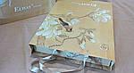 Комплект постільної білизни ELWAY (Польща) 3D LUX Сатин Євро Подарункова упаковка (175), фото 2