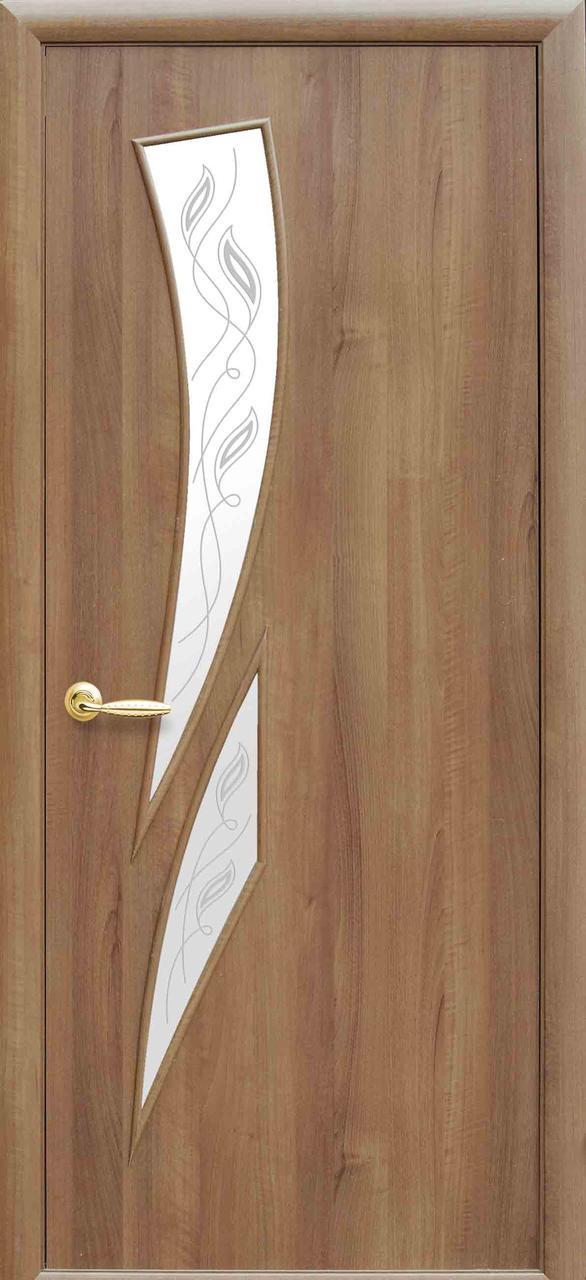 Дверь межкомнатная Новый Стиль Камея