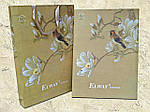 Комплект постельного белья ELWAY (Польша) 3D LUX Сатин Евро Подарочная упаковка (170), фото 5