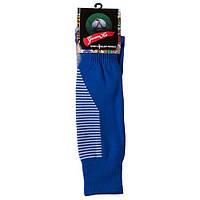 Гетры детские/подросток, терилен+эластан, махровый носок, синий (F15B)