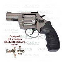 Револьвер под патрон Флобера Stalker Titanium 2.5 (Турция)