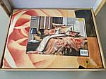 Комплект постельного белья ELWAY (Польша) 3D LUX Сатин Евро Подарочная упаковка (191), фото 3