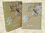 Комплект постельного белья ELWAY (Польша) 3D LUX Сатин Евро Подарочная упаковка (285), фото 3