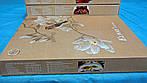 Комплект постільної білизни ELWAY (Польща) 3D LUX Сатин Євро Подарункова упаковка (174), фото 7