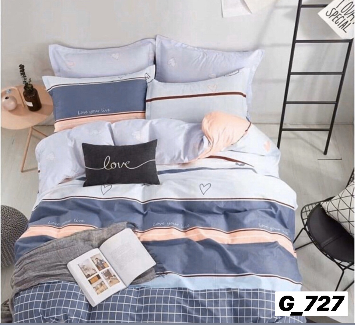 Качественное постельное бельё бязь (евро)