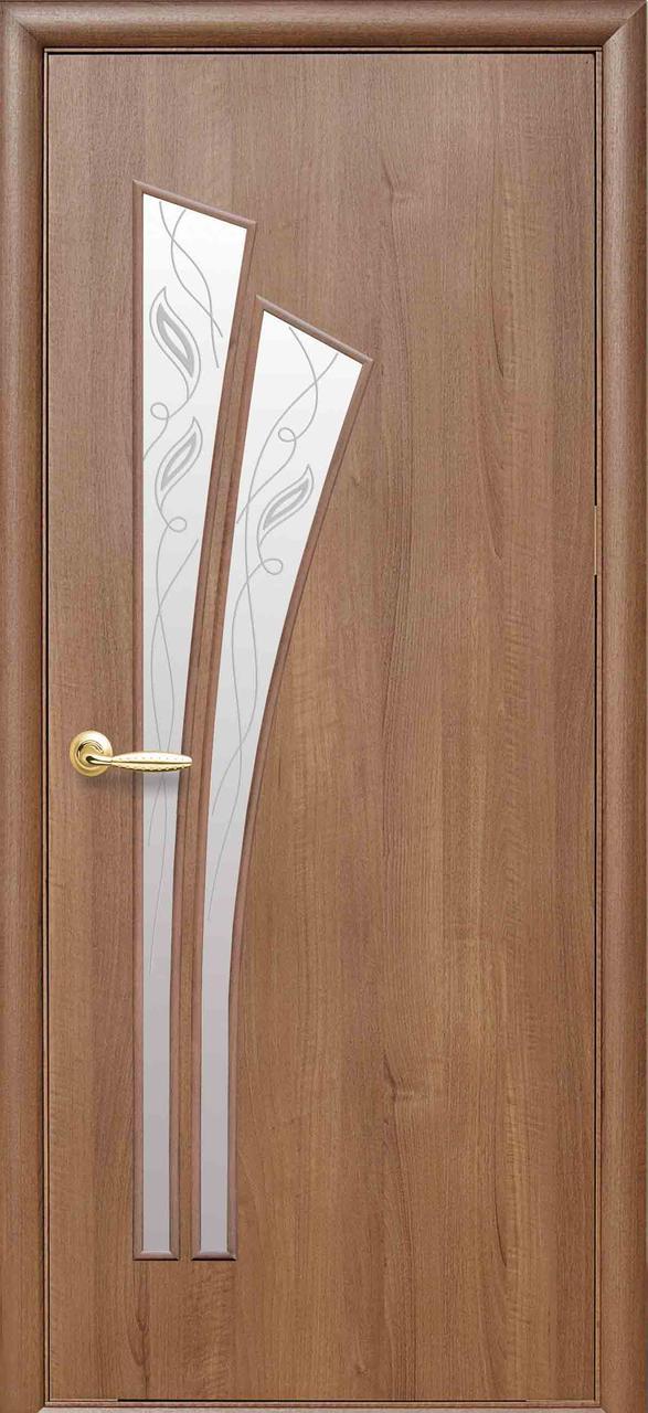 Дверь межкомнатная Новый Стиль Лилия