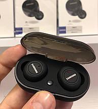 Наушники беспроводные вакуумные с зарядным кейсом Bluetooth 5.0 Samsung TWS 5, фото 2