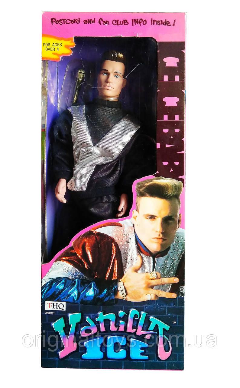 Колекційна лялька Ванілла Айс Vanilla Ice Ice Ice Baby 1991 THQ