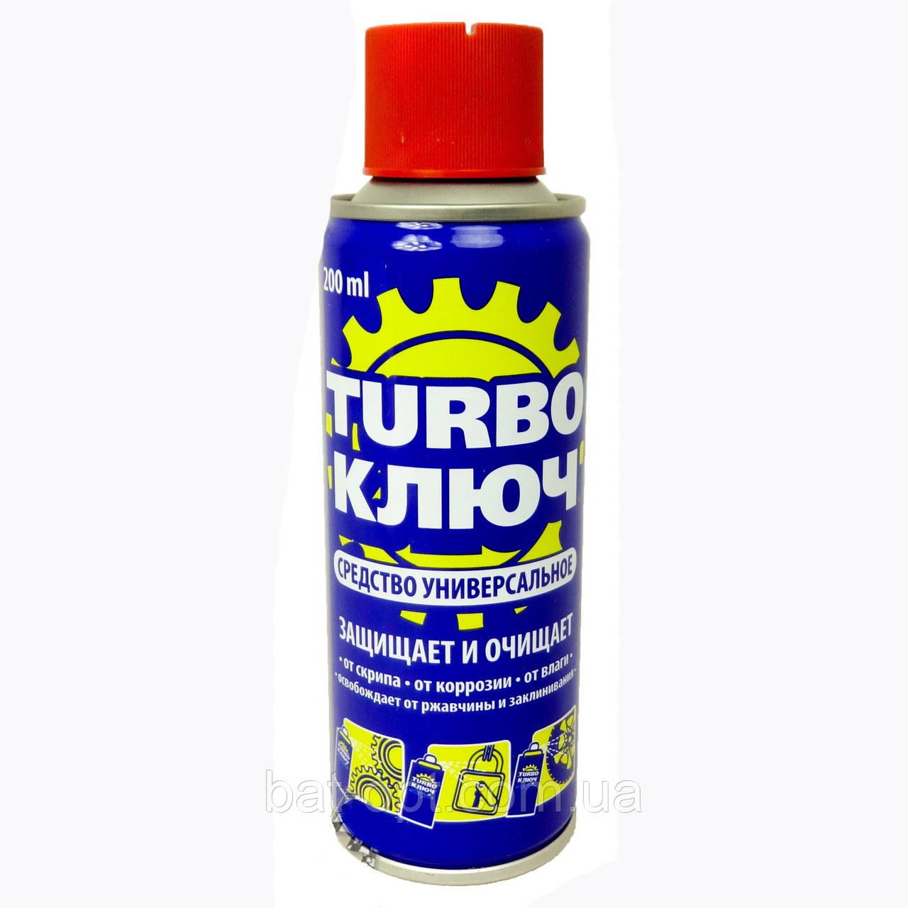 Турбо ключ WD 200 ml