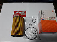 Фильтр масляный Mercedes W124, Sprinter, Vito  Knecht OX 1537D