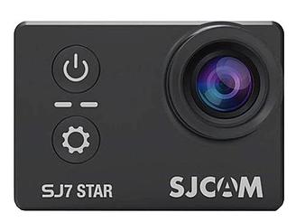 Спортивная камера SJCAM SJ7 Star Black
