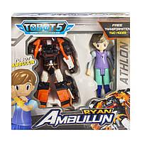 "Набор ""Tobot: Амбилон и Райан"" (Q1904)"
