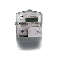 Лічильник електроенергії однофазний багатотарифний NIK 2102-01.Е2СТ 5(60)А (аналог 2100 AP2T.1000.C.11)