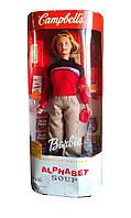 Коллекционная кукла Барби Barbie Campbell's Alphabet Soup 1999 Mattel 26845