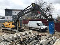Демонтаж зданий / услуги гидромолота
