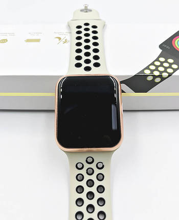 UWatch F8S Black + Gold, фото 2