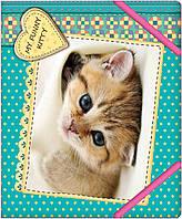 """Папка для зошитів В5 """"My funny kitty"""" """"Кошеня"""""""