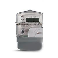 Лічильник електроенергії однофазний багатотарифний NIK 2102-01.E2T1 5(60)A (аналог 2100 AP2T.1002.C.11)