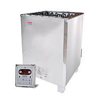 Электрокаменка для сауны Amazon SAM-B12 12 кВт с выносным пультом CON6