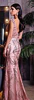 Выпускное платье в пол, фото 1