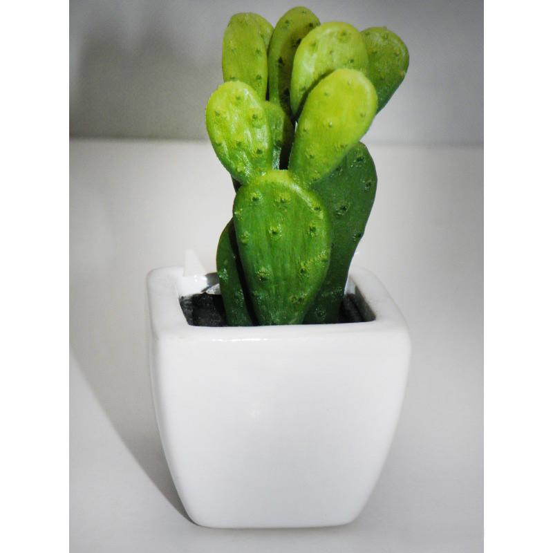 Искуственное растение, суккулент, кактус