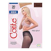 Колготы женские Conte Elegant Bikini 20 Den