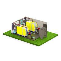 Блочно-модульная котельная 300-1000 кВт