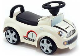 Игрушка детская толокар Baby Mix UR-HZ536, белый (9558)
