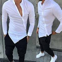 """Рубашка мужская """"косуха""""(S___XXL)"""