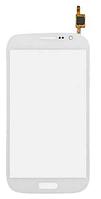 Сенсорный экран для мобильного телефона Samsung  I9080 Galaxy Grand, I9082 Galaxy Grand Duos white