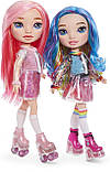 Набор Poopsie Rainbow girls Радужная или Розовая Леди сюрприз, фото 5