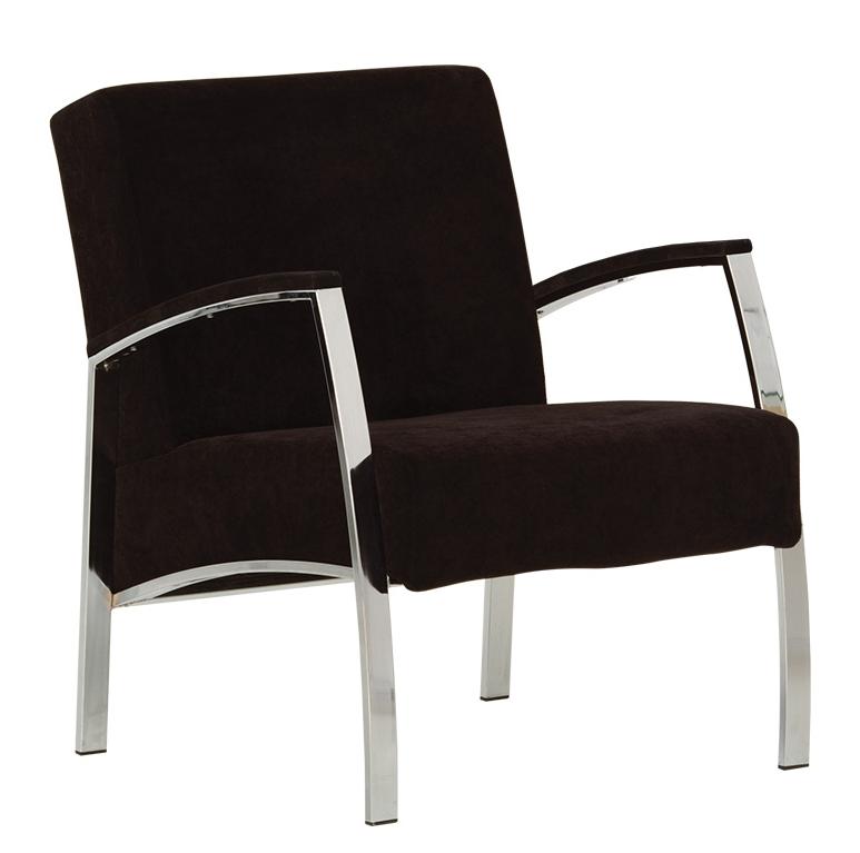 Кресло для ожидания Incanto chrome S ТМ Новый Стиль