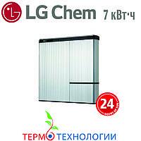 Литий-ионные аккумуляторы LG Chem RESU 7 кВт*ч для инвертора SolarEdge