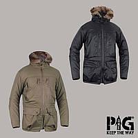 Куртка парка мужская зимняя Fjord
