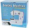 Настольная, компактная Швейная Швейная машинка Sewing machine 202. Лучшая Цена!, фото 6