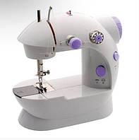 Настольная, компактная Швейная Швейная машинка Sewing machine 202. Лучшая Цена!
