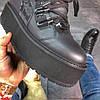 "Женские ботинки Puma X Fenty by Rihanna Sneaker Boot ""Black"", фото 2"