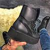 "Женские ботинки Puma X Fenty by Rihanna Sneaker Boot ""Black"", фото 7"