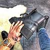 "Женские ботинки Puma X Fenty by Rihanna Sneaker Boot ""Black"", фото 4"