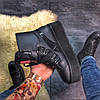 "Женские ботинки Puma X Fenty by Rihanna Sneaker Boot ""Black"", фото 6"
