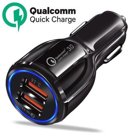 USB зарядное устройство в авто #100199