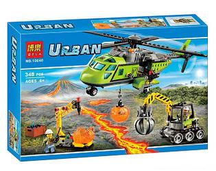 Конструктор 10640 Bela Urban (24) 348 дет, в коробке