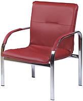 Кресло для ожидания Staff 1 Chrome S ТМ Новый Стиль