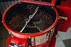 Кофе свежеобжаренный молотый арабика Бразилия Сантос, фото 4