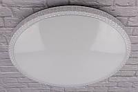 Светильник потолочный LED с пультом (5х49х49 см.) Белый YR-W71139B/500