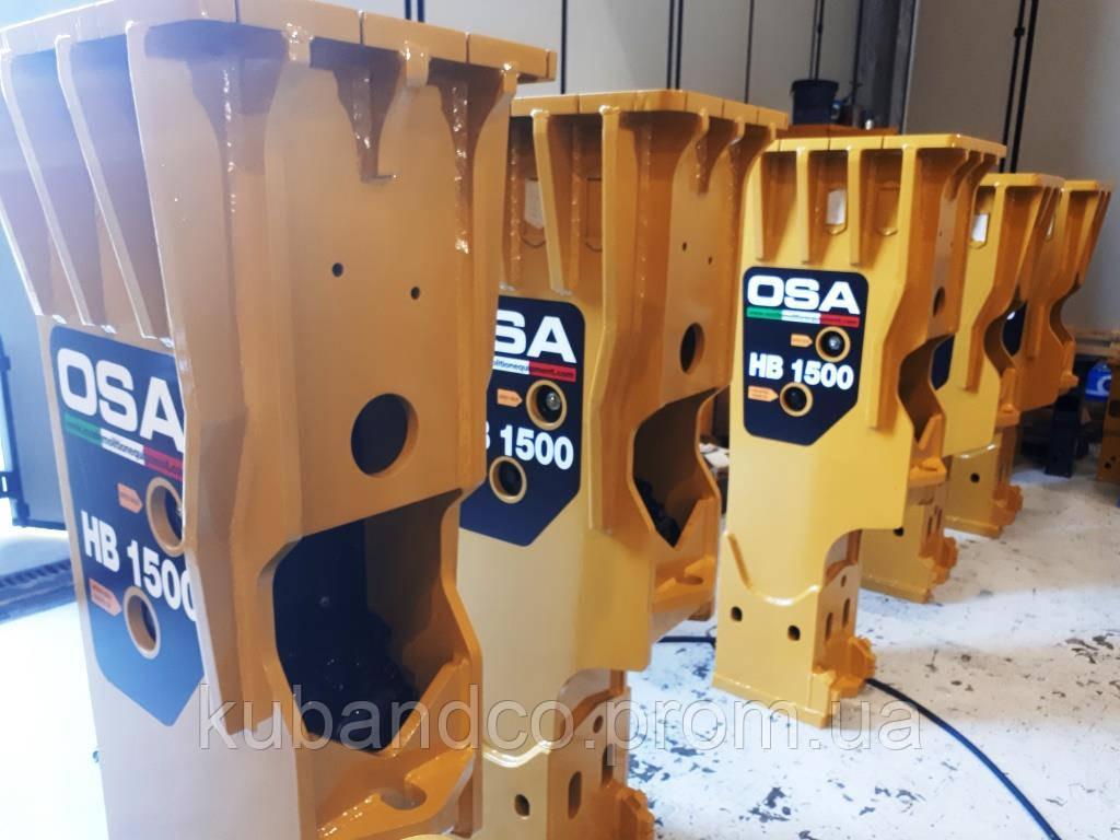 Гідромолот OSA HB1500